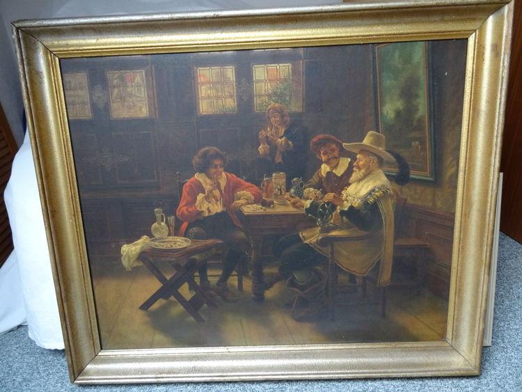 Holland, Jahrhundert, Spieler, Pinnwand