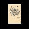 1918, Expressionistische zeichnung, Max schwimmer, Zeichnungen