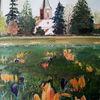 Licht, Schönheit, Frühling, Kirche