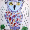Comic, Abstrakte malerei, Tiere, Malerei