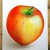 Rot, Kernobst, Apfel, Vitamin