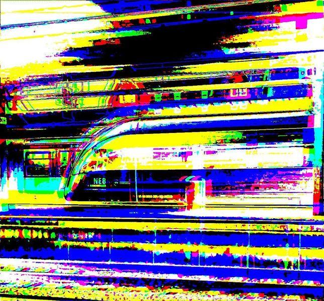 Orbit, Halo, Digitale kunst,