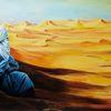 Tuareg, Wüste, Landschaft, Menschen