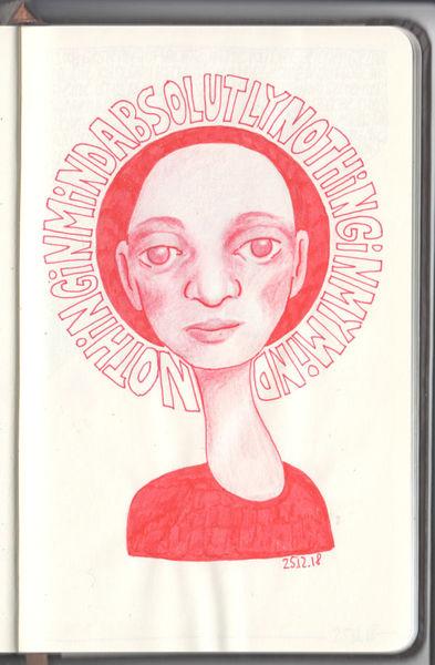 Zeichnung, Figur, Rot, Zeichnungen