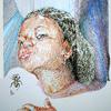 Portrait, Kopf, Ameise, Zeichnungen
