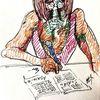 Nicht blöd, Zeichnung, Sudoku, Zeichnungen