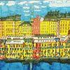 Stockholm, Himmel, Architektur, Spiegelung