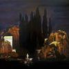 Arnold böcklin, Toteninsel, Malerei marcel heinze, Malerei