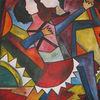Acrylmalerei, Tango, Malerei,
