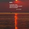 Wasser, Rot, Japan, Sonnenuntergang