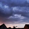 Wolken, Licht, Farben, Morgen