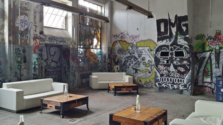 Pinnwand, Graffiti