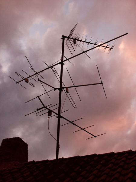 Fotografie, Himmel, Antenne