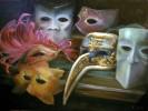 Malerei, Stillleben, Ölmalerei, Ibkk