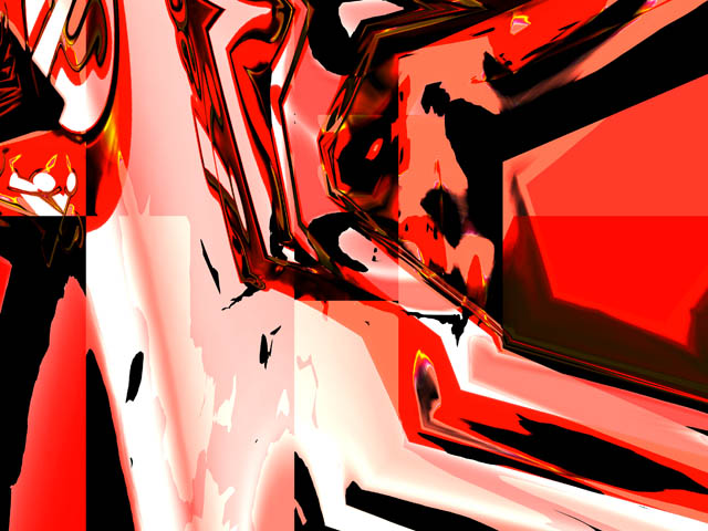 Computergrafik, Digital, Grafik, Modern, Abstrakt, Digitale kunst