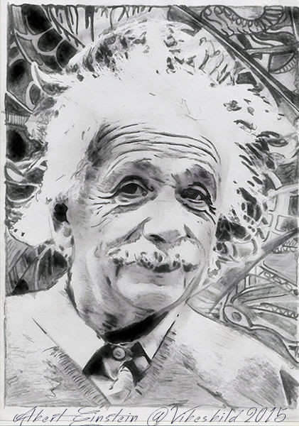 Pop art, Malerei, Einstein
