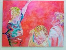 Arbeit, Malerei,
