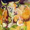 Kuh, Malerei