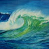 Atlantik, Meer, Ozean, Nass