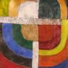 Abstrakt, Malerei, Kreuzweg, Dolorosa