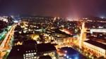 Landschaft, Fotografie, Nacht, Stadt