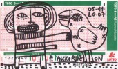 Vogel, Petrus, Zeichnung, Akkordeon
