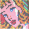 Lichtenstein, Roy, Heftzwecke, Plastik