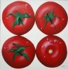 Tomate, Stillleben, Malerei
