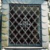 Fenstergitter - geschmiedet stahl