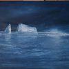 Norden, Meer, Atlantik, Eisberg