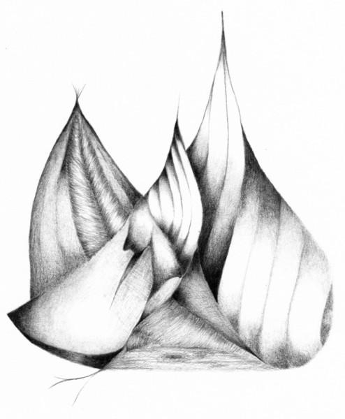 Zeichnungen, Abstrakt, Sehnsucht