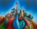 Malerei, Sieg, Hegemonie, Niederlage