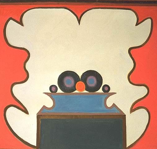 bild arrangement 1969 k nstler d sseldorf von peter. Black Bedroom Furniture Sets. Home Design Ideas