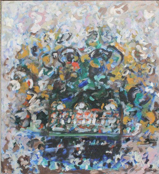 Entartete kunst, Malerei, Expressionismus, Schweiz, Gemälde, Genf