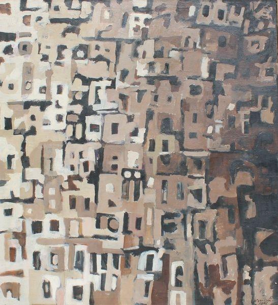 Holocaust, Landschaft, Entartete kunst, Malerei, Düsseldorf, Spanien