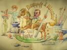Kinderbuch, Illustration, Ensikat, Ungarn