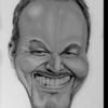Karikatur, Portrait, Zeichnungen