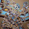 Farben, Traum, Acrylmalerei, Abstrakt