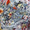 Acrylmalerei, Traum, Mythos, Malerei