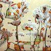 Acrylmalerei, Karton, Malerei, Malerei ii