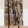 Acrylmalerei, Schwemmholz, Abstrakt, Plastik