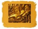 Kunsthandwerk, Metall, Spiegel, Venus
