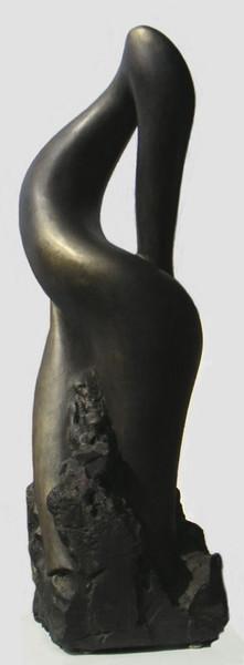 Abstrakt, Skulptur, Plastik, Anmut