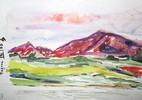 Murnau, Landschaft, Erotik, Malerei