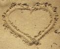 Fotografie, Romantisch, Strand