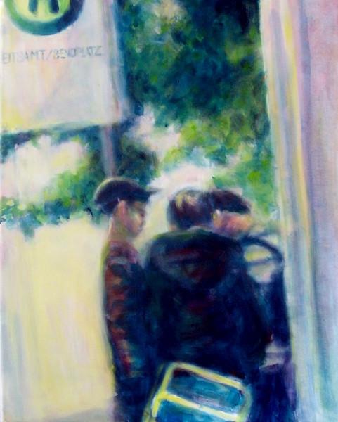 Malerei, Irre,