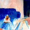 Acrylmalerei, Malerei, Unscharf