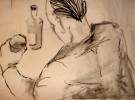 Nabuaki, Zeichnungen,