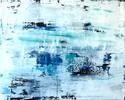 Malerei, Abstrakt, Eiszeit