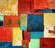 Malerei, Abstrakt, Matrix